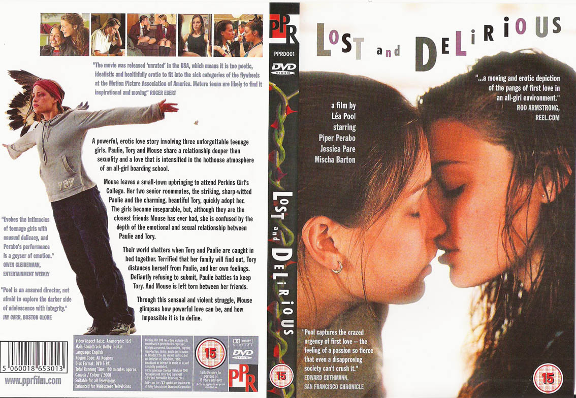 dvd delirious